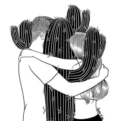 henn kim - love hurts
